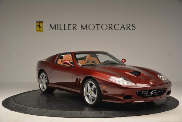 Used 2005 Ferrari Superamerica for sale Sold at Bentley Greenwich in Greenwich CT 06830 11