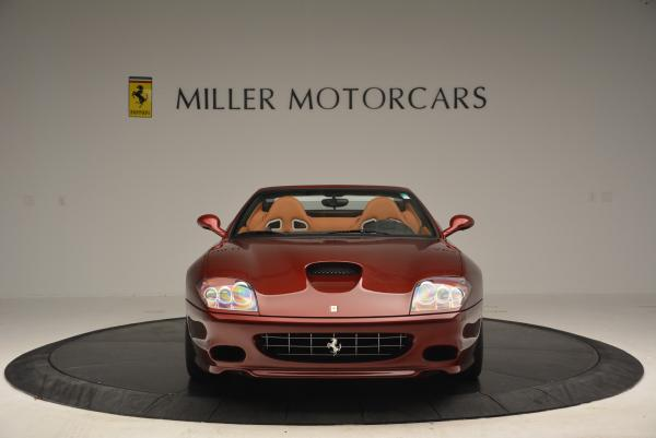 Used 2005 Ferrari Superamerica for sale Sold at Bentley Greenwich in Greenwich CT 06830 12