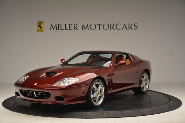 Used 2005 Ferrari Superamerica for sale Sold at Bentley Greenwich in Greenwich CT 06830 13