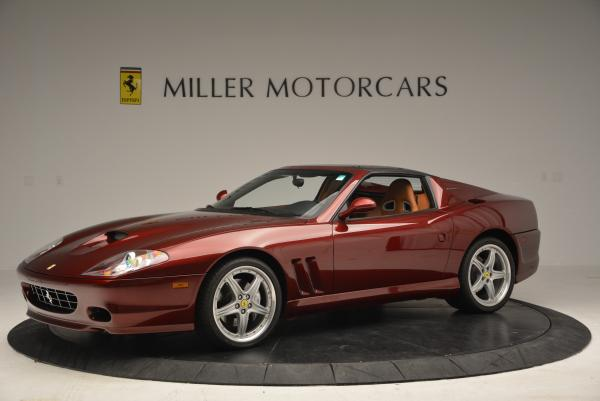 Used 2005 Ferrari Superamerica for sale Sold at Bentley Greenwich in Greenwich CT 06830 14