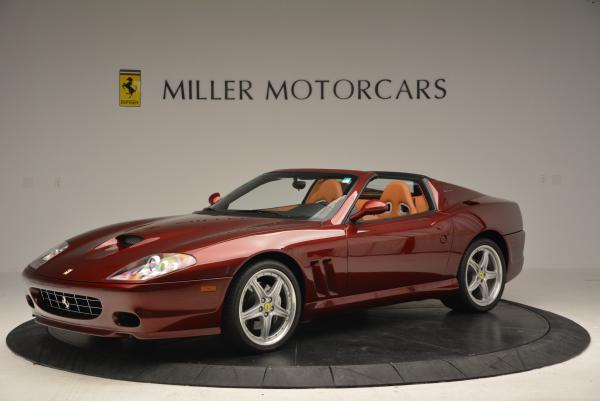 Used 2005 Ferrari Superamerica for sale Sold at Bentley Greenwich in Greenwich CT 06830 2