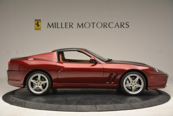 Used 2005 Ferrari Superamerica for sale Sold at Bentley Greenwich in Greenwich CT 06830 21