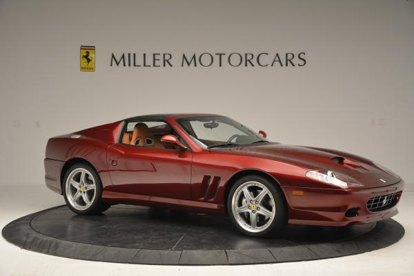 Used 2005 Ferrari Superamerica for sale Sold at Bentley Greenwich in Greenwich CT 06830 22