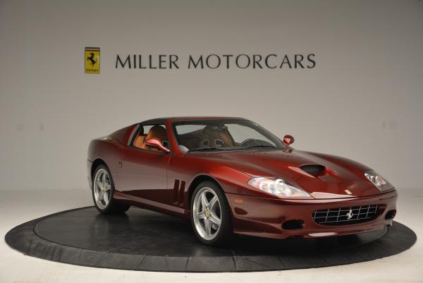 Used 2005 Ferrari Superamerica for sale Sold at Bentley Greenwich in Greenwich CT 06830 23