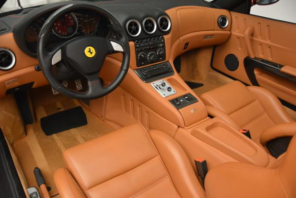 Used 2005 Ferrari Superamerica for sale Sold at Bentley Greenwich in Greenwich CT 06830 24