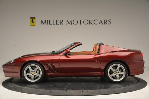 Used 2005 Ferrari Superamerica for sale Sold at Bentley Greenwich in Greenwich CT 06830 3