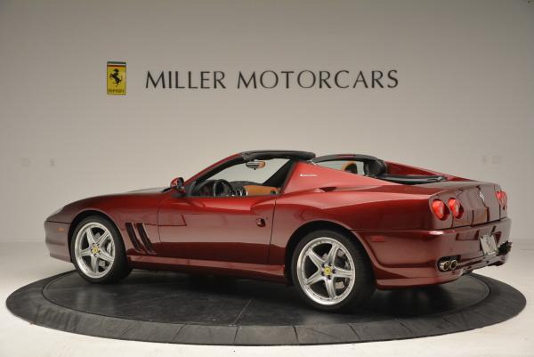 Used 2005 Ferrari Superamerica for sale Sold at Bentley Greenwich in Greenwich CT 06830 4