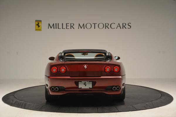 Used 2005 Ferrari Superamerica for sale Sold at Bentley Greenwich in Greenwich CT 06830 6