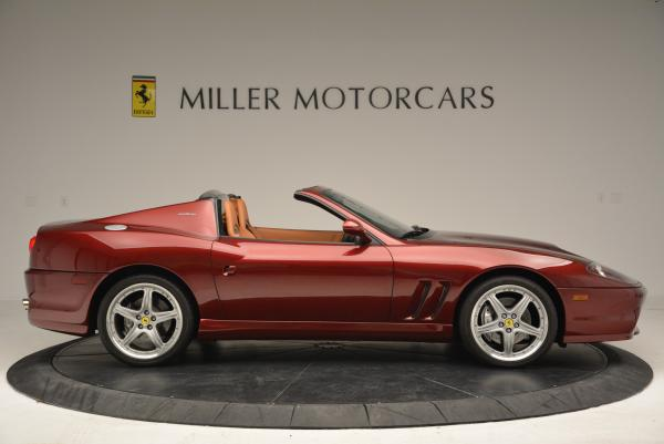 Used 2005 Ferrari Superamerica for sale Sold at Bentley Greenwich in Greenwich CT 06830 9