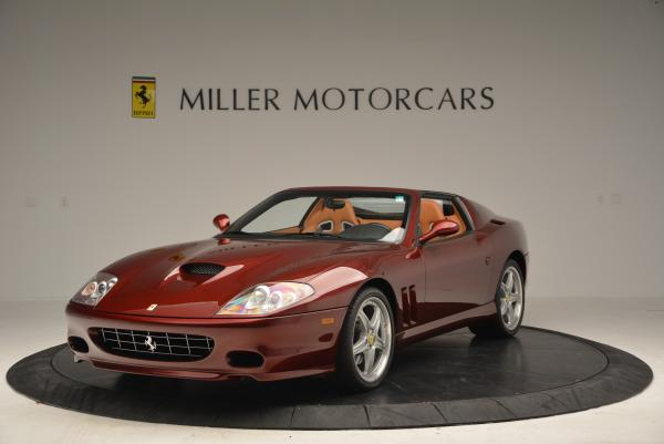 Used 2005 Ferrari Superamerica for sale Sold at Bentley Greenwich in Greenwich CT 06830 1