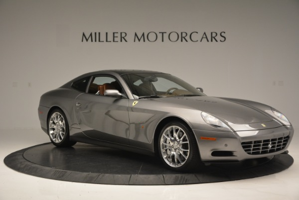 Used 2009 Ferrari 612 Scaglietti OTO for sale Sold at Bentley Greenwich in Greenwich CT 06830 10