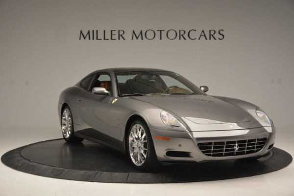 Used 2009 Ferrari 612 Scaglietti OTO for sale Sold at Bentley Greenwich in Greenwich CT 06830 11