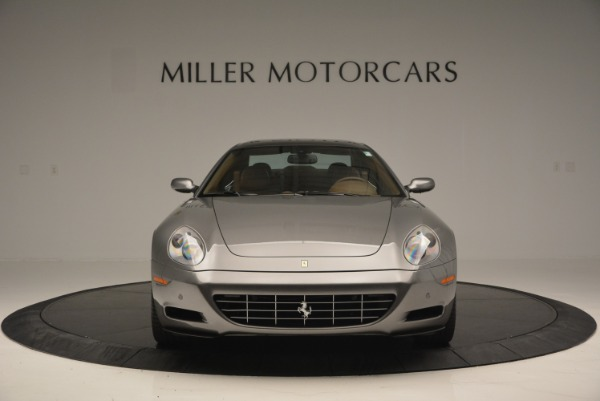 Used 2009 Ferrari 612 Scaglietti OTO for sale Sold at Bentley Greenwich in Greenwich CT 06830 12