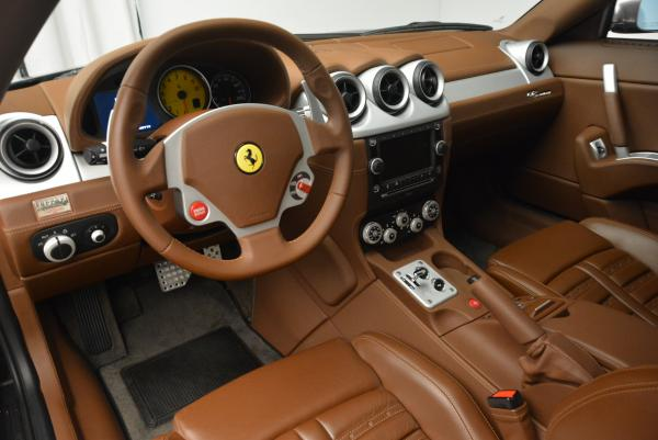 Used 2009 Ferrari 612 Scaglietti OTO for sale Sold at Bentley Greenwich in Greenwich CT 06830 13