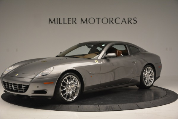 Used 2009 Ferrari 612 Scaglietti OTO for sale Sold at Bentley Greenwich in Greenwich CT 06830 2