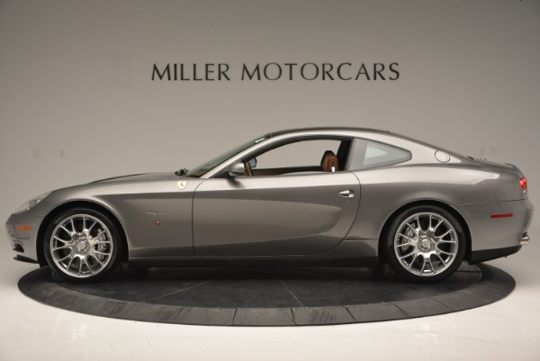 Used 2009 Ferrari 612 Scaglietti OTO for sale Sold at Bentley Greenwich in Greenwich CT 06830 3