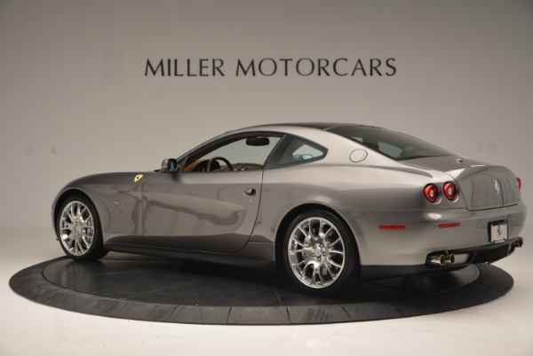 Used 2009 Ferrari 612 Scaglietti OTO for sale Sold at Bentley Greenwich in Greenwich CT 06830 4
