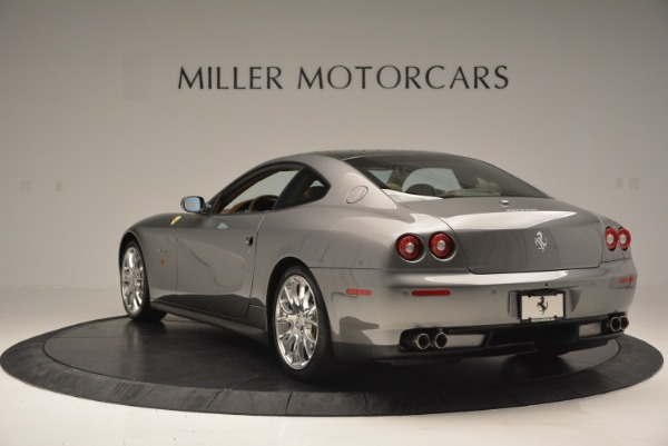 Used 2009 Ferrari 612 Scaglietti OTO for sale Sold at Bentley Greenwich in Greenwich CT 06830 5