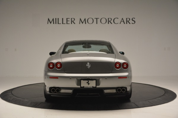 Used 2009 Ferrari 612 Scaglietti OTO for sale Sold at Bentley Greenwich in Greenwich CT 06830 6