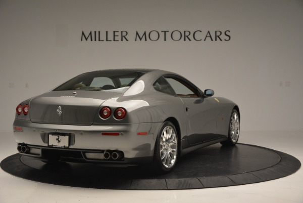 Used 2009 Ferrari 612 Scaglietti OTO for sale Sold at Bentley Greenwich in Greenwich CT 06830 7