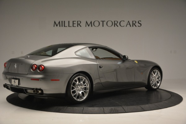 Used 2009 Ferrari 612 Scaglietti OTO for sale Sold at Bentley Greenwich in Greenwich CT 06830 8