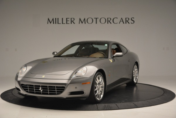 Used 2009 Ferrari 612 Scaglietti OTO for sale Sold at Bentley Greenwich in Greenwich CT 06830 1