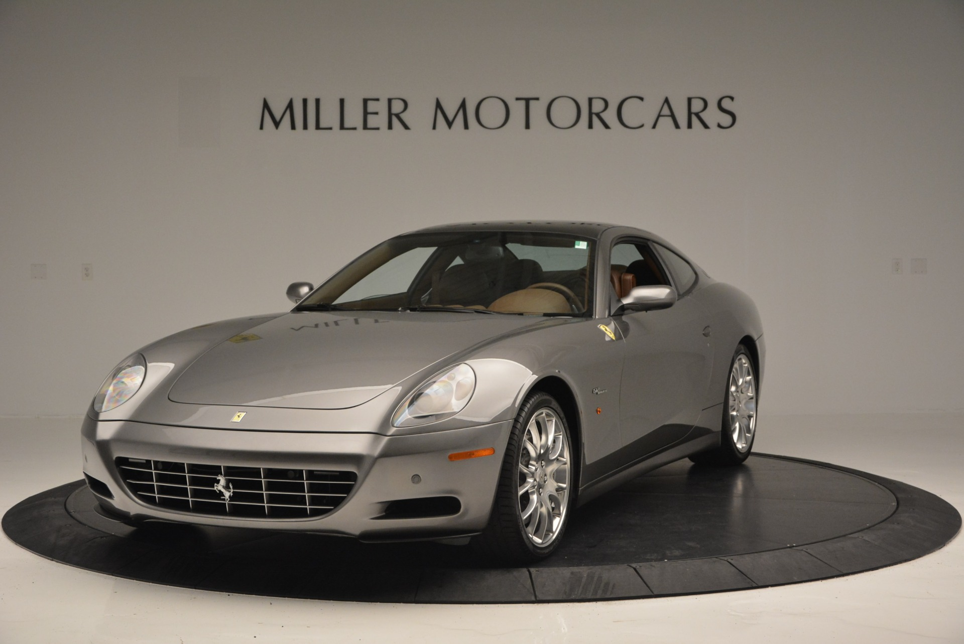 Used 2009 Ferrari 612 Scaglietti OTO for sale $145,900 at Bentley Greenwich in Greenwich CT 06830 1