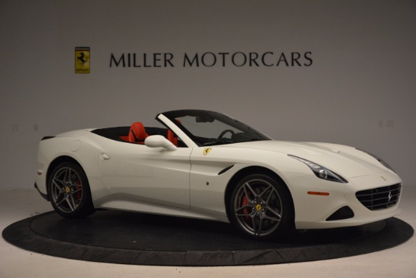 Used 2017 Ferrari California T for sale Sold at Bentley Greenwich in Greenwich CT 06830 10