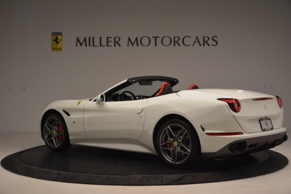 Used 2017 Ferrari California T for sale Sold at Bentley Greenwich in Greenwich CT 06830 4