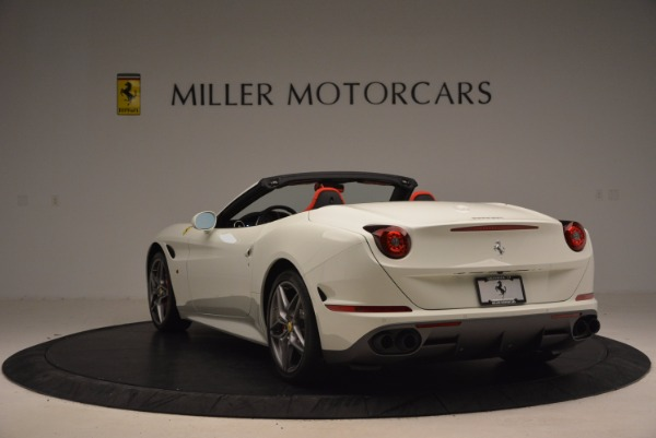 Used 2017 Ferrari California T for sale Sold at Bentley Greenwich in Greenwich CT 06830 5