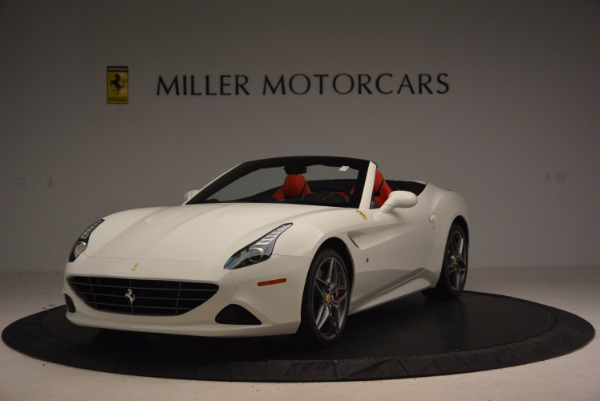 Used 2017 Ferrari California T for sale Sold at Bentley Greenwich in Greenwich CT 06830 1