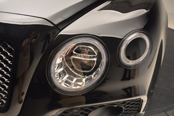 New 2018 Bentley Bentayga Black Edition for sale Sold at Bentley Greenwich in Greenwich CT 06830 16