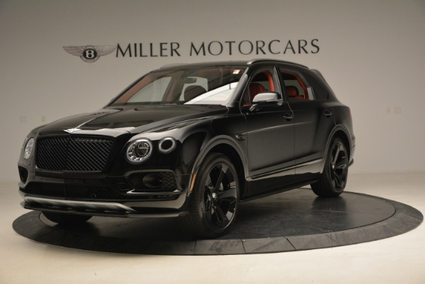 New 2018 Bentley Bentayga Black Edition for sale Sold at Bentley Greenwich in Greenwich CT 06830 2
