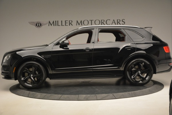 New 2018 Bentley Bentayga Black Edition for sale Sold at Bentley Greenwich in Greenwich CT 06830 4