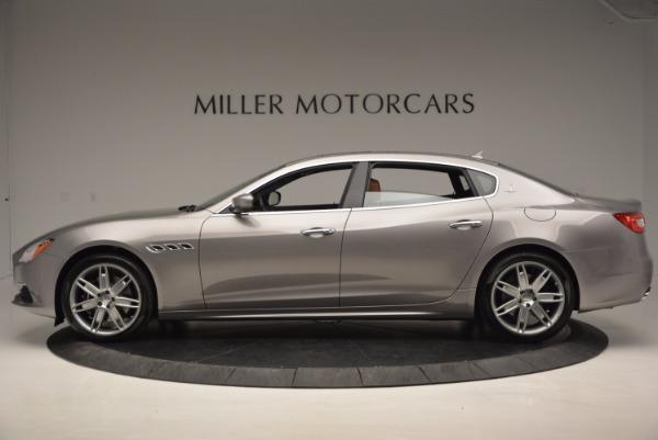 New 2017 Maserati Quattroporte S Q4 GranLusso for sale Sold at Bentley Greenwich in Greenwich CT 06830 3