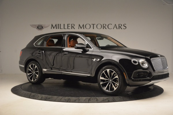 Used 2018 Bentley Bentayga Onyx for sale $149,900 at Bentley Greenwich in Greenwich CT 06830 10