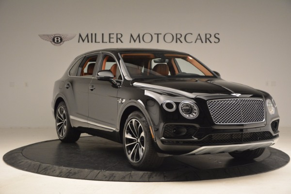 New 2018 Bentley Bentayga Onyx for sale Sold at Bentley Greenwich in Greenwich CT 06830 11