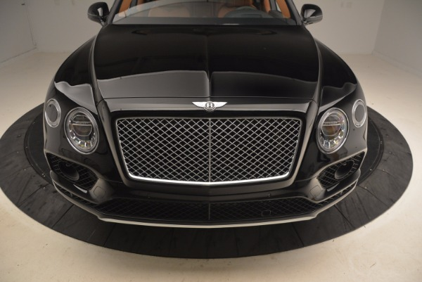New 2018 Bentley Bentayga Onyx for sale Sold at Bentley Greenwich in Greenwich CT 06830 13