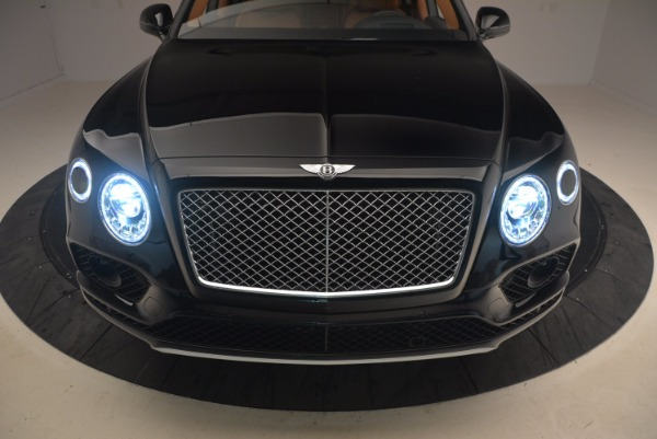 New 2018 Bentley Bentayga Onyx for sale Sold at Bentley Greenwich in Greenwich CT 06830 16