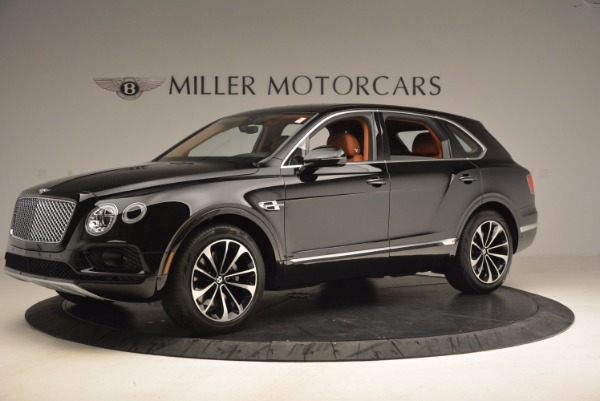 New 2018 Bentley Bentayga Onyx for sale Sold at Bentley Greenwich in Greenwich CT 06830 2