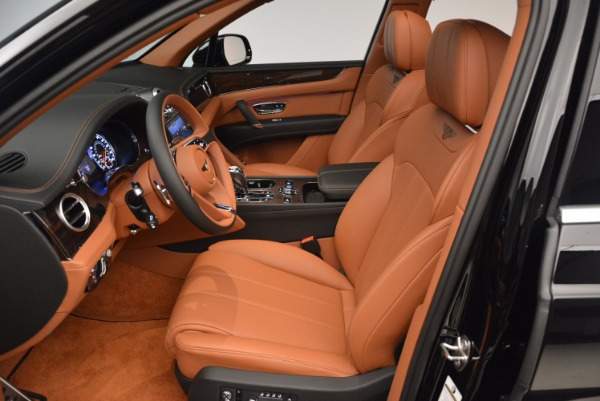 New 2018 Bentley Bentayga Onyx for sale Sold at Bentley Greenwich in Greenwich CT 06830 24