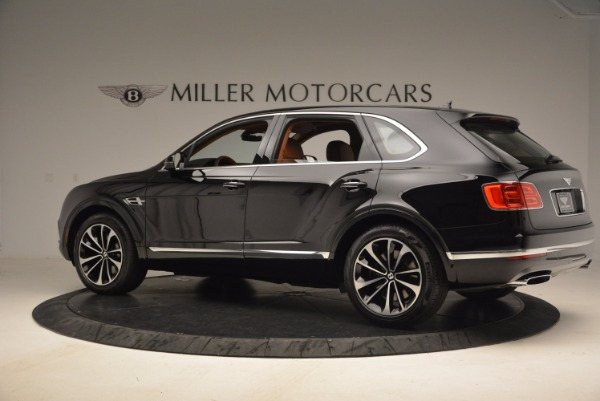 New 2018 Bentley Bentayga Onyx for sale Sold at Bentley Greenwich in Greenwich CT 06830 4