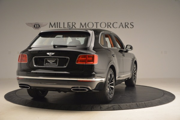 Used 2018 Bentley Bentayga Onyx for sale $149,900 at Bentley Greenwich in Greenwich CT 06830 7