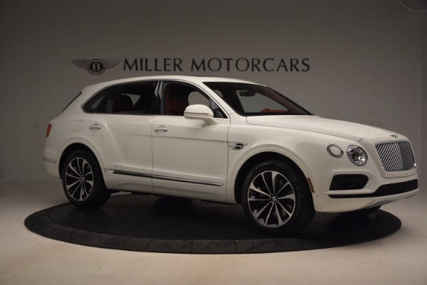 New 2018 Bentley Bentayga Onyx Edition for sale Sold at Bentley Greenwich in Greenwich CT 06830 10