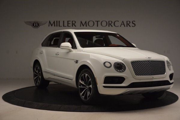 New 2018 Bentley Bentayga Onyx Edition for sale Sold at Bentley Greenwich in Greenwich CT 06830 11