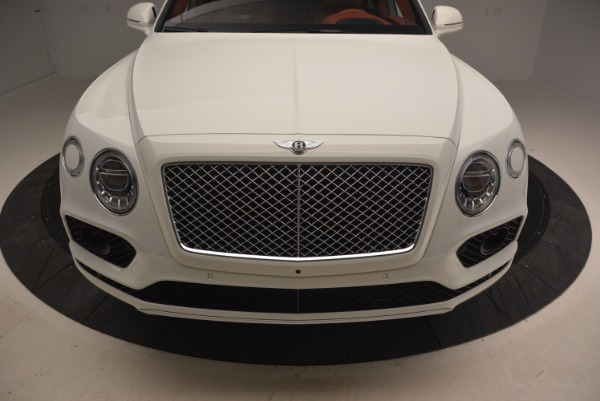 New 2018 Bentley Bentayga Onyx Edition for sale Sold at Bentley Greenwich in Greenwich CT 06830 13