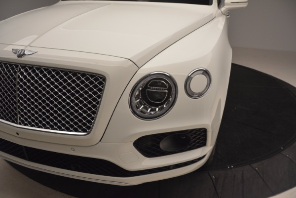 New 2018 Bentley Bentayga Onyx Edition for sale Sold at Bentley Greenwich in Greenwich CT 06830 14