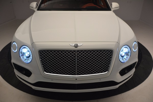 New 2018 Bentley Bentayga Onyx Edition for sale Sold at Bentley Greenwich in Greenwich CT 06830 16