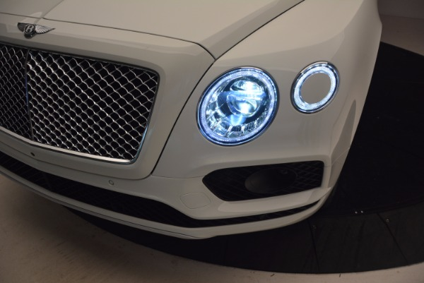New 2018 Bentley Bentayga Onyx Edition for sale Sold at Bentley Greenwich in Greenwich CT 06830 17