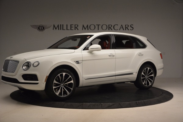 New 2018 Bentley Bentayga Onyx Edition for sale Sold at Bentley Greenwich in Greenwich CT 06830 2